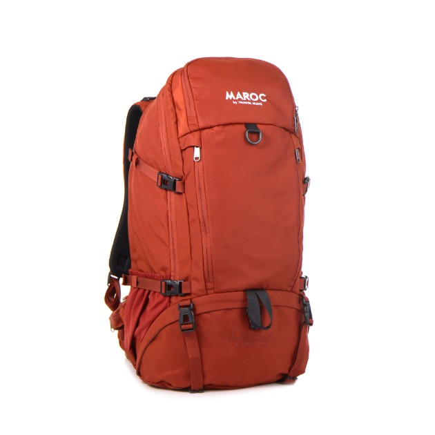 MAROC Travel Backpack 38L - Chebbi Red