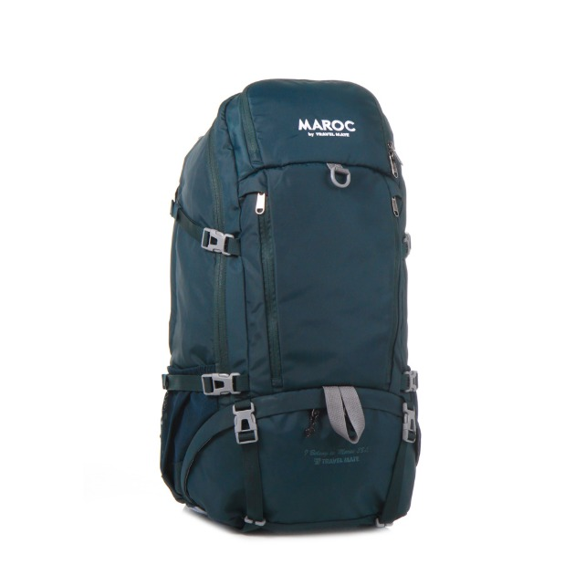 MAROC Travel Backpack 38L - Marrakesh Green